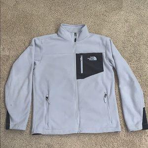 The North Face Fleece full zip jacket Men's/Hommes